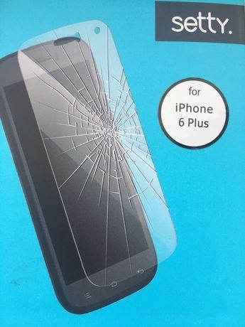 Szkło hartowane do iPhone 6 Plus etui slim case do 6 6S Plus