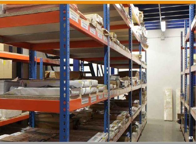 Estantaria Estantes de prateleiras para cargas pesadas