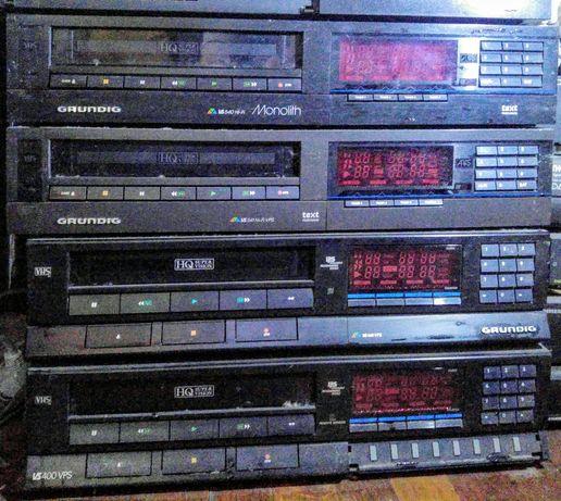 Grundig VS541, VS540, VS440 × 2 sztuki