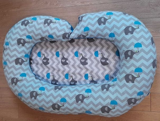 Poduszka do spania dla kobiet w ciąży