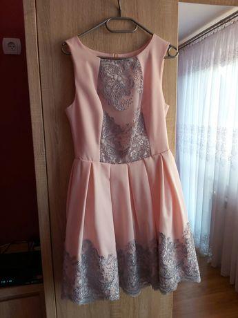 Sukienka Bicotone 40 (rozmiar zawyżony pasuje idealnie na 38)