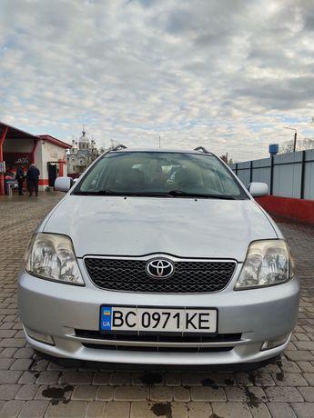 Toyota Corolla 2002 , 2.0 D4D