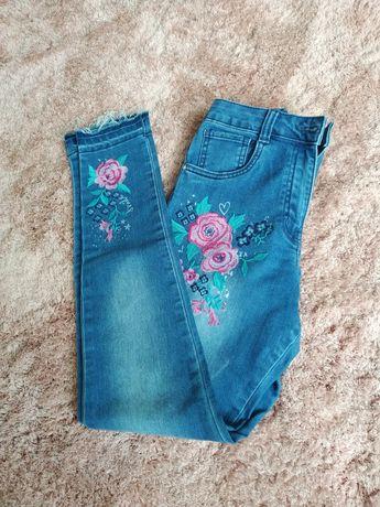 Spodnie jeansowe George 146-152