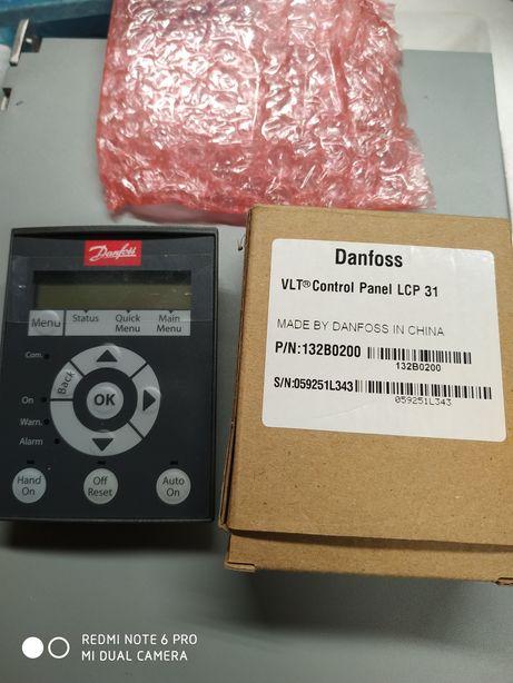 Consola para variador de frequência danfoss