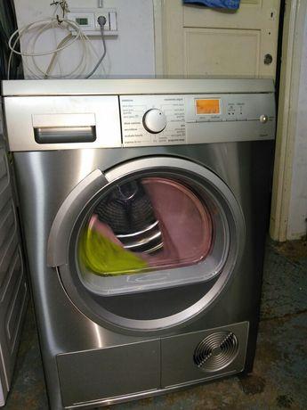 Máquina de secar roupa Siemens