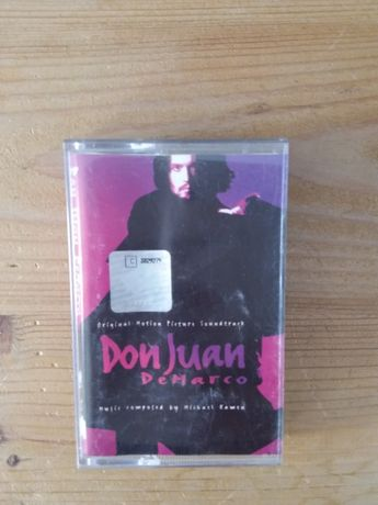 Don Juan DeMarco soundtrack kaseta