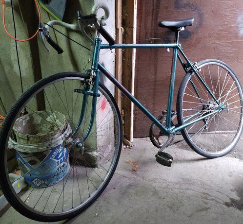 Rower eska sport favorite special schimano kolarzówka z epoki szosa