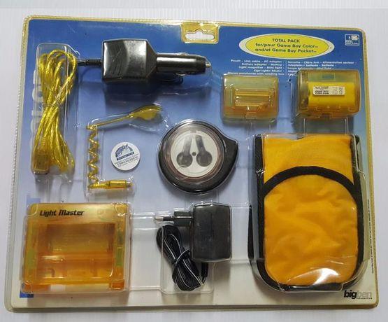 Pack Game Boy Color NOVO