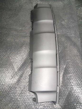 Saia do para-choques traseiro do Volvo XC60 original usado
