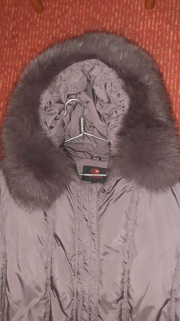 Пальто зимове жіноче 64 розмір. Пальто женское зимнее 64 размер