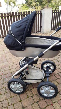 Wózek Mutsy Urban Rider Joey Silver