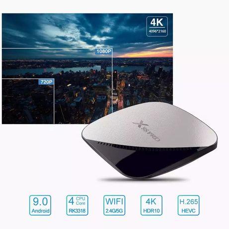 Smart приставка TV BOX X88 PRO 4/32