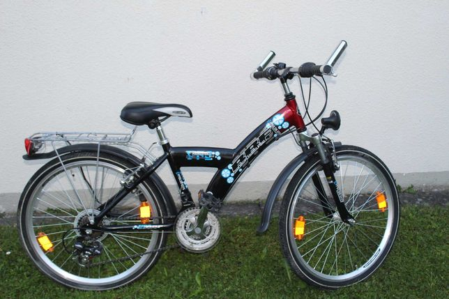 Rower młodzieżowy BBF, koła 24 cale
