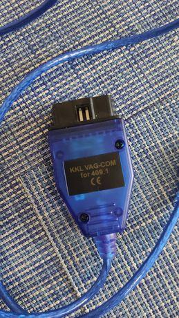Сканер  диагностики USB KKL K-Line адаптер VAG-COM 409.1