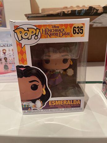Disney esmeralda fundo pop