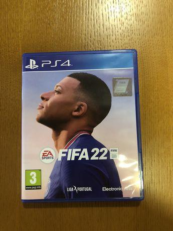 Para venda FIFA 22 - PS4