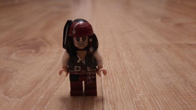 Lego figurka Piraci z Karaibów Jack Sparrow