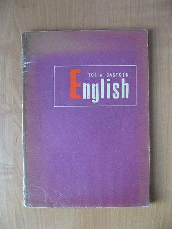 Zofia Bastgen English angielski
