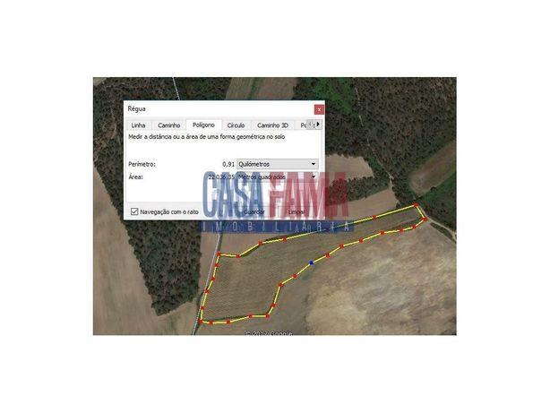 Terreno agrícola em Fradelos – V.N. de Famalicão