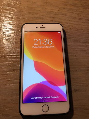 Sprzedam iPhone 6S plus 32 GB