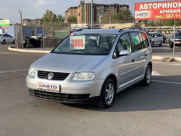 Volkswagen Touran 2006 год - (Рассрочка) Авторынок Метро