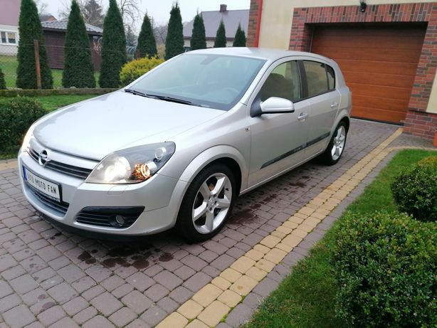 Opel Astra H 2004 1,8 benz 125KM Xenon tylko 149000km 100% oryginał