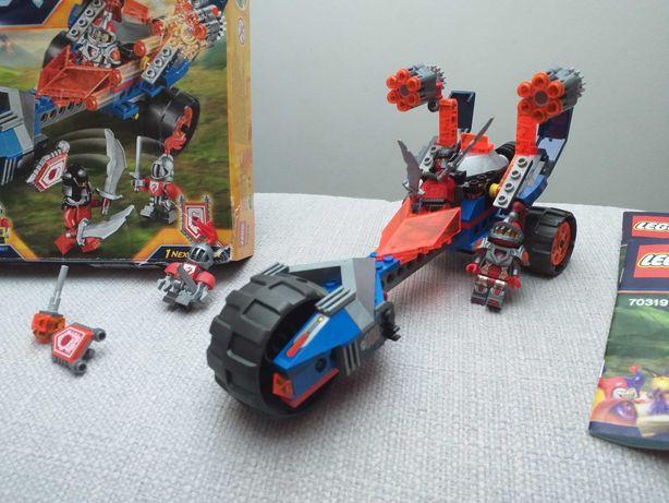 Lego Nexo Knight 70319 Gromowa Maczuga mocy