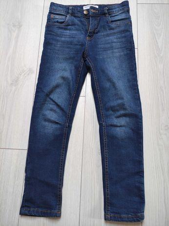 Jeansy chłopięce 5 10 15