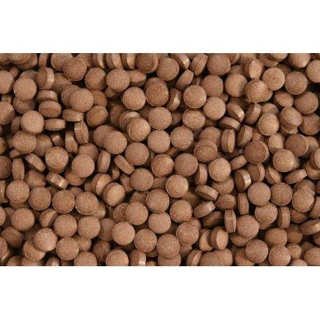 Tabletki soczewkowe Glopex Quercustablets z dębem - pokarm dla ryb 50g