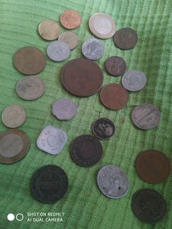 Продам монеты , есть и бумажные царские