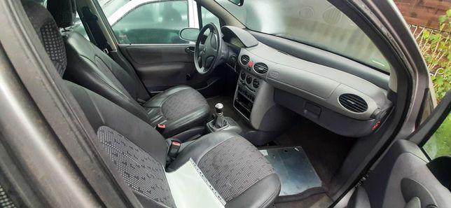Mercedes A Klasa W168 skóra pół skóra Wnętrze Fotele, kanapa oparcia
