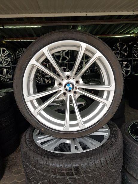 Jak NOWE ORYGINALNE KOŁA BMW 5 F10 F11 6 F06 F12 F13 M5 M6 245/35/20