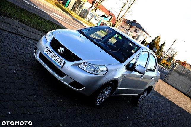 Suzuki SX4 1.6 Benzyna 107 Km Automat Gaz Polecam