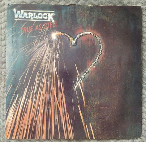 Warlock True as stell lp