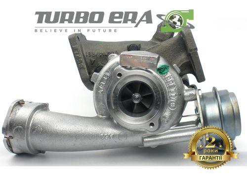 Турбіна vw VOLKSWAGEN T5 2.5 TDI, AXE,AXD фольцваген транспортер