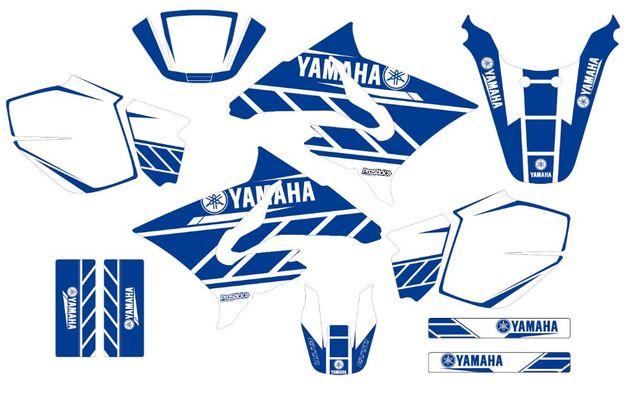 Kit autocolantes YAMAHA DT 50R