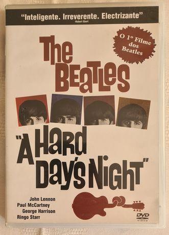 O primeiro filme dos Beatles