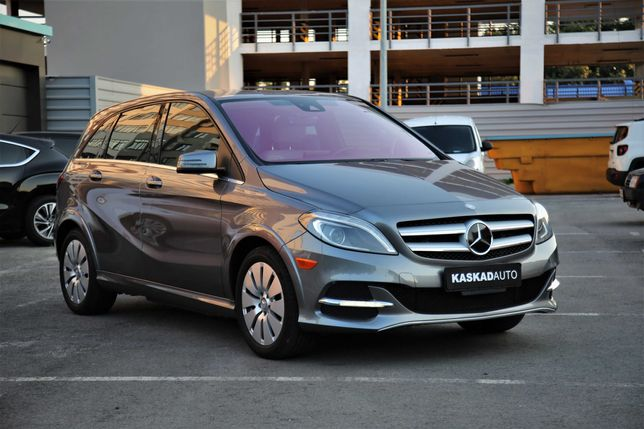 Mercedes-Benz Electric Drive 2014 года