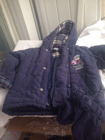 Куртка на два года