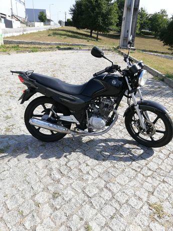Mota Sym XS 125k