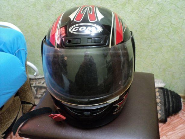 Продам шлем для мотоцикла,мопеда.