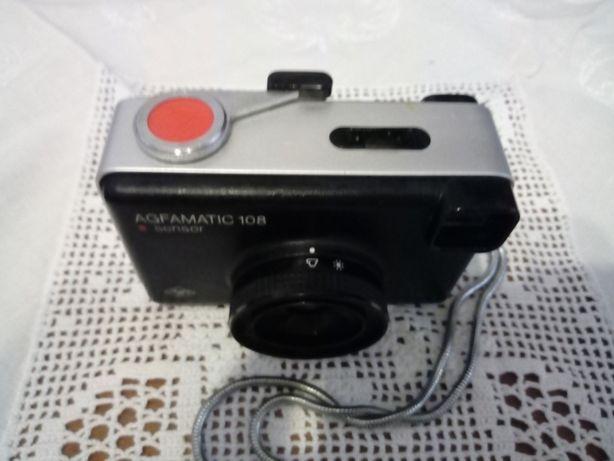 Máquina Fotográfica Agfamatic 108 - Novo