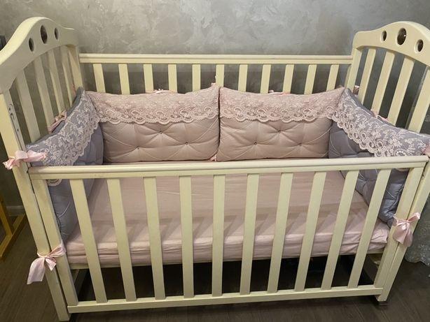Детская кроватка Верес Соня с ящиком
