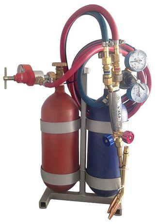 Газосварочные посты. Сварочные аппараты для газовой сварки ,баллоны
