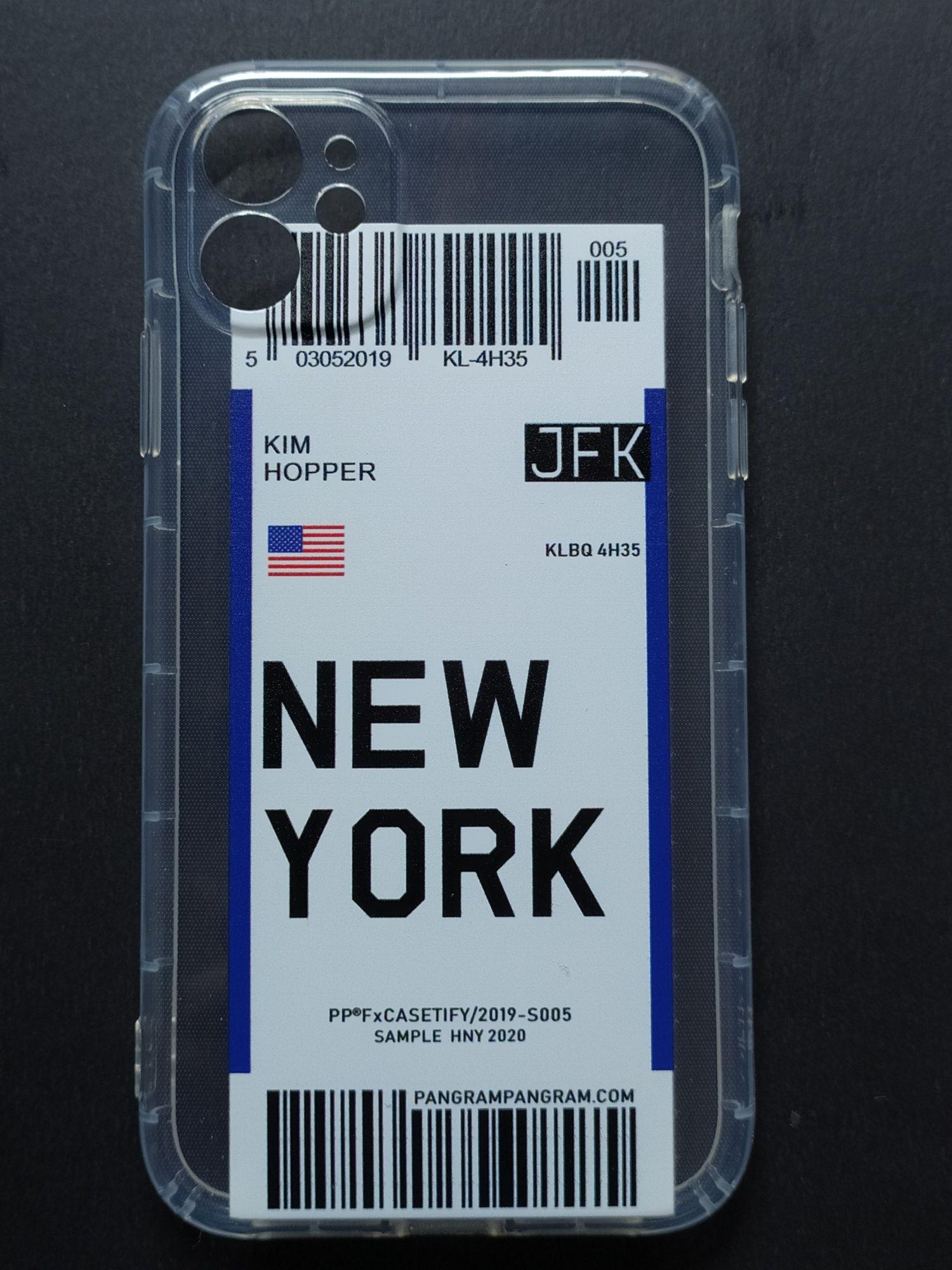 Capa iPhone 11 New York