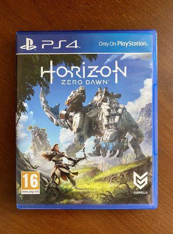 Horizon Zero Down PS4, Харайзен зеро