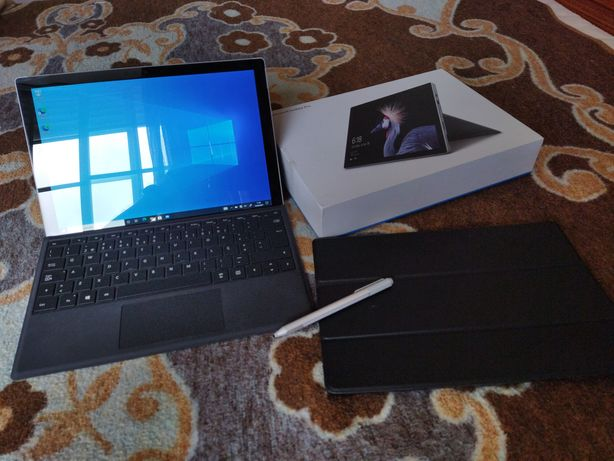 Microsoft Surface Pro 5 completo e original