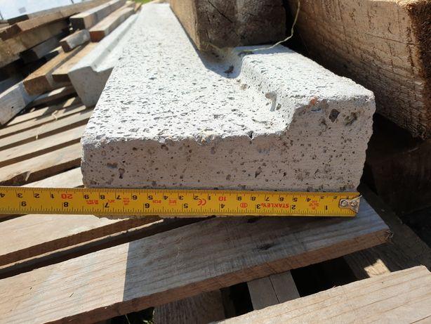 Nadproża betonowe L-19 150 2 sztuki