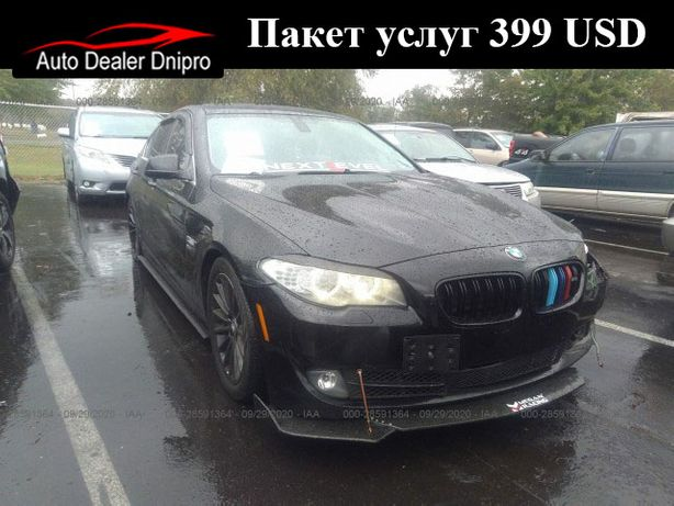 2011 BMW 5 Series 535I XDRIVE (Авто в США)