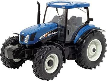 Traktor new Holland ts 135 britains jak siku wiking joal